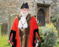 Mayor of Havering John Mylod (cropped) (cropped)