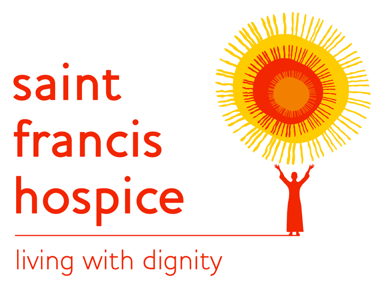 Saint Francis Hospice logo colour