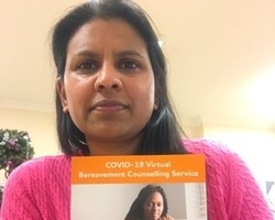 Shahina Haque, Family Support Services Manager (cropped)